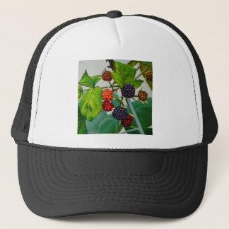 Raspberries Trucker Hat