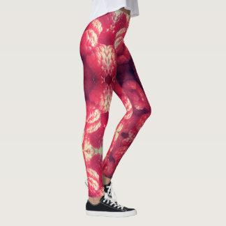 Raspberry Leggings