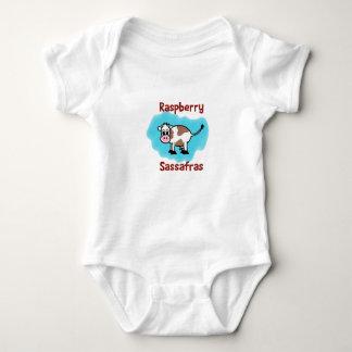 Raspberry Sassafras Classic Baby Body Suit Baby Bodysuit