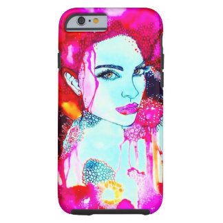 raspberry tough iPhone 6 case