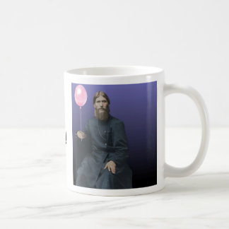 rasputin-anim, Rasputin says,It's time to PARTY! Coffee Mug
