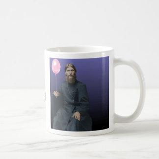 rasputin-anim, Rasputin says,It's time to PARTY! Mugs