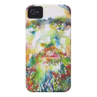 RASPUTIN - watercolor portrait.1 iPhone 4 Case-Mate Case
