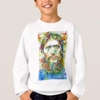 RASPUTIN - watercolor portrait.1 Sweatshirt