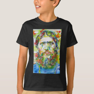 RASPUTIN - watercolor portrait.1 T-Shirt
