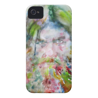 RASPUTIN - watercolor portrait.3 iPhone 4 Cover