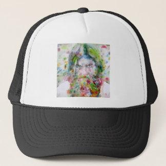 RASPUTIN - watercolor portrait.3 Trucker Hat