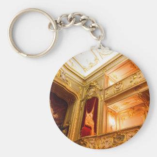 Rasputin Yusupov Palace Moika Basic Round Button Keychain
