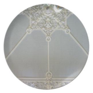 Rasputin Yusupov Palace Moika Dinner Plate
