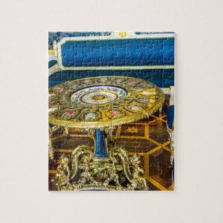 Rasputin Yusupov Palace Moika Jigsaw Puzzle