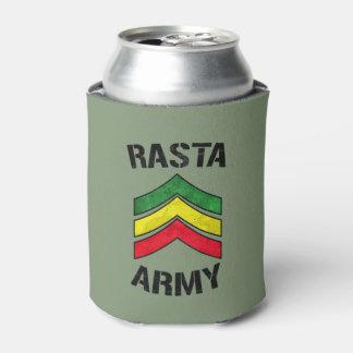 Rasta army can cooler