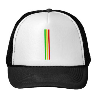 Rasta Bars Trucker Hat