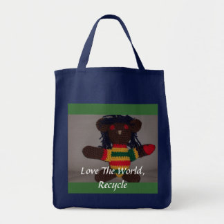 Rasta  Bear, one love 2, Love The Worl...
