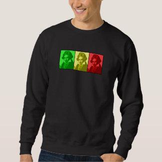 rasta beethoven sweatshirt