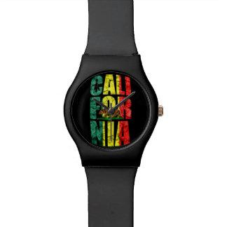 Rasta California Watches