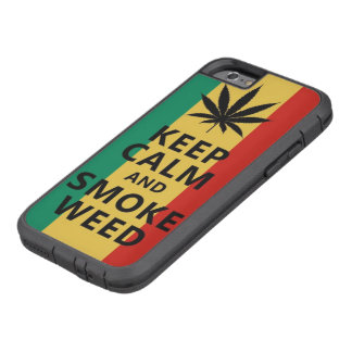 Rasta Case-Mate Tough Xtreme iPhone 6/6s Case