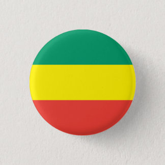Rasta Colors Button