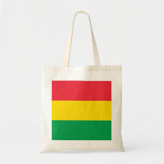 Rasta Colors Green Yellow Red Stripes Flag Pattern