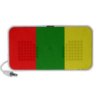 Rasta Doodle Speaker System