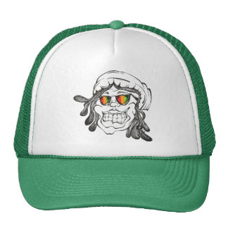 Rasta Dude Trucker Hat
