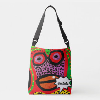 rasta fairy tote bag