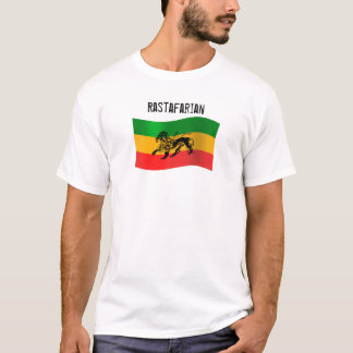 Rasta Flag CUSTOMIZABLE T-shirt