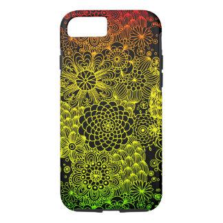 Rasta Flower iPhone 7 Case