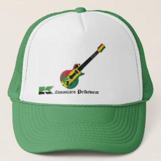 rasta guitar tracker hat