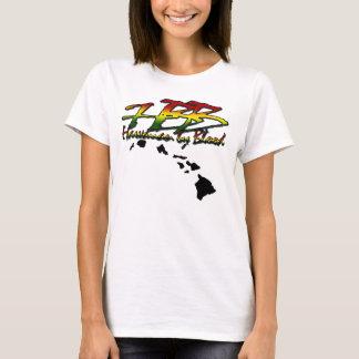 Rasta Hawaiian by Blood T-Shirt