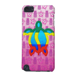 Rasta Honu Pink Tiki iPod Touch 5G Covers