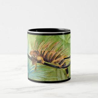 Rasta Iguana Mug