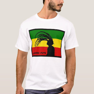 rasta johnny fife flag t T-Shirt