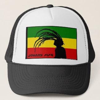 rasta johnny fife hat
