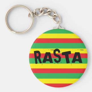 Rasta Keychain