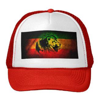 Rasta Lion Hat