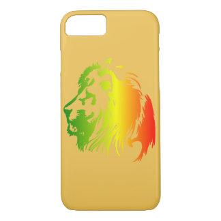 RASTA LION iPhone 7 CASE