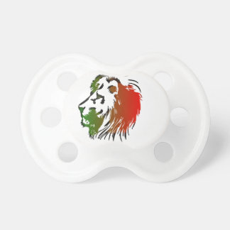 RASTA LION PACIFIER
