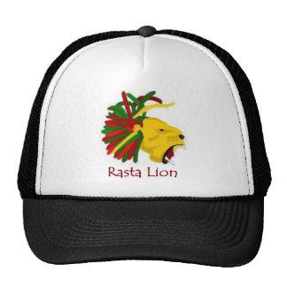 Rasta Lion Trucker Hat