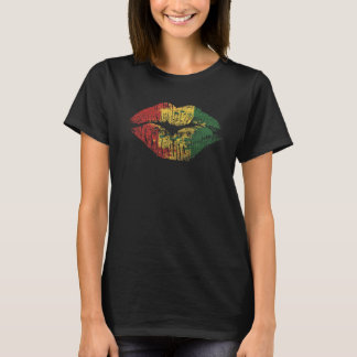 rasta lips T-Shirt