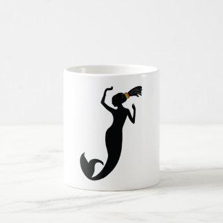 Rasta Mermaid Coffee Mug