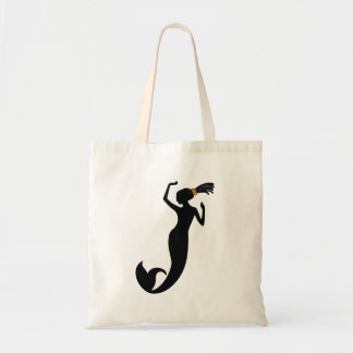 Rasta Mermaid Tote Bag