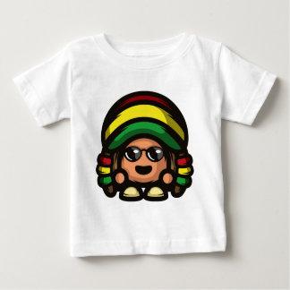 Rasta Mushroom Baby T-Shirt