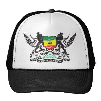 Rasta Nation Trucker Hat