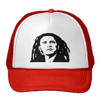 Rasta Obama Hat