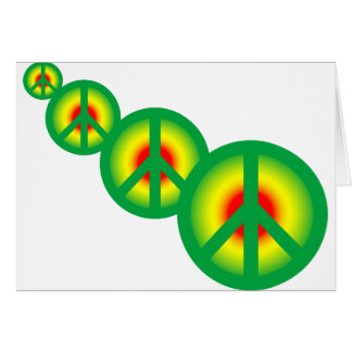 Rasta Peace Multi Card