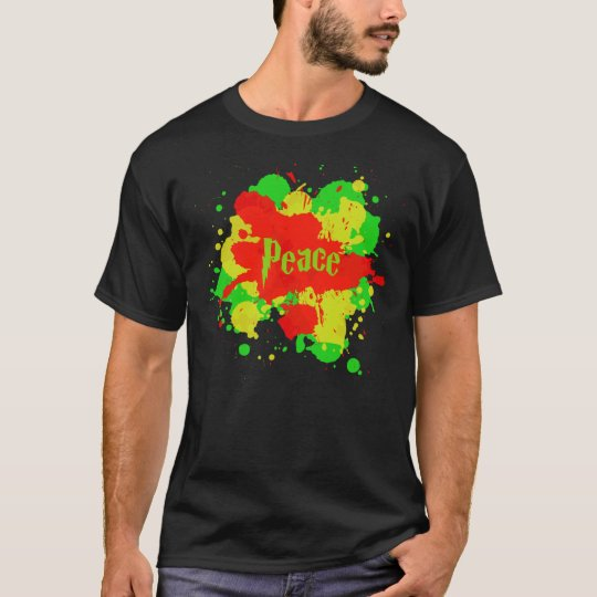 Rasta Peace T-Shirt