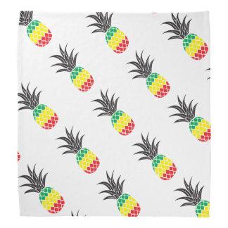Rasta Pineapple Bandana
