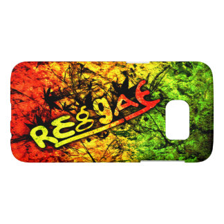 rasta reggae graffiti flag art music samsung galaxy s7 case