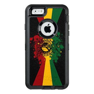 rasta reggae graffiti music art OtterBox iPhone 6/6s case