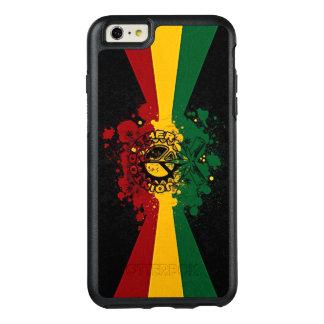 rasta reggae graffiti music art OtterBox iPhone 6/6s plus case